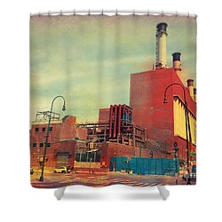 Consolidated Edison Company Of New York Shower Curtain