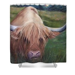 Coo Shower Curtain