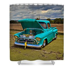 Cool Truck Shower Curtain