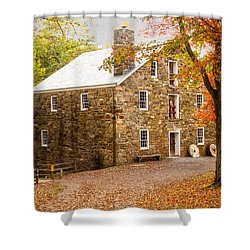 Cooper Gristmill Shower Curtain
