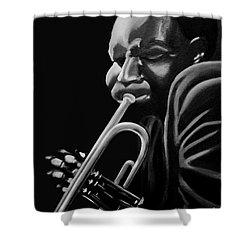 Cootie Williams Shower Curtain by Barbara McMahon