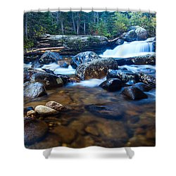 Copeland Falls 3 Shower Curtain