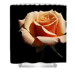 Shower Curtain featuring the photograph Coral Cup by Doug Norkum