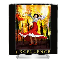 Corporate Art 003 Shower Curtain by Catf