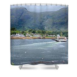 Corran Ferry Shower Curtain