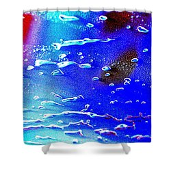 Cosmic Series 008 Shower Curtain