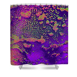 Cosmic Series 009 Shower Curtain