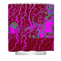 Cosmic Series 020 Shower Curtain