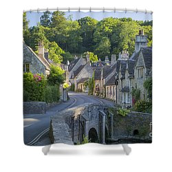 Cotswold Village Shower Curtain