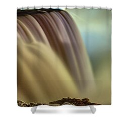 Cotton Candy Falls Shower Curtain