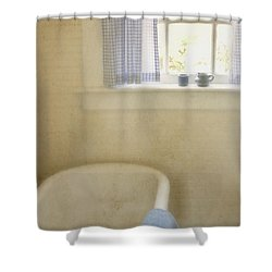 Country Bath Shower Curtain