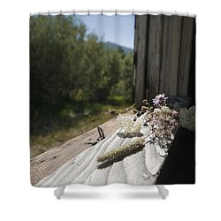 Country Love Shower Curtain