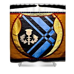 Covenant College Tartan Shower Curtain