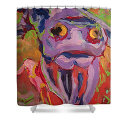 Cow 287 Shower Curtain