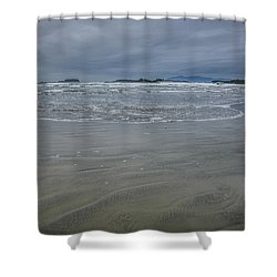 Cox Bay Late Afternoon  Shower Curtain