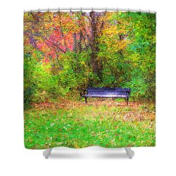 Cozy Little Nook Shower Curtain