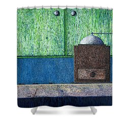 Crafting Creation Shower Curtain by A  Robert Malcom