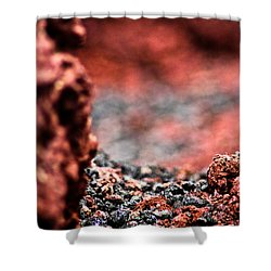 Craters Of The Moon 1 Shower Curtain