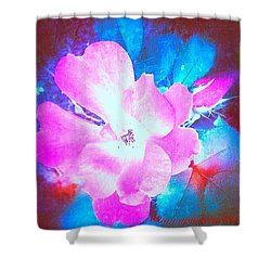 Creative Energies Shower Curtain