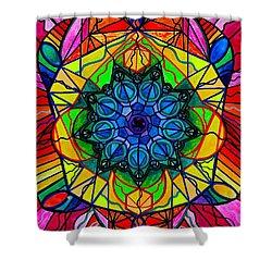 Creativity Shower Curtain