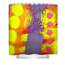 Crepuscule Shower Curtain by John  Nolan