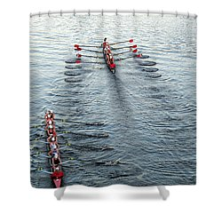 Crew Boston Prep Shower Curtain