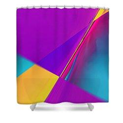 Crossroads 2 Shower Curtain