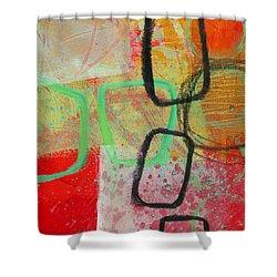 Crossroads 29 Shower Curtain by Jane Davies