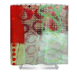Crossroads 30 Shower Curtain by Jane Davies