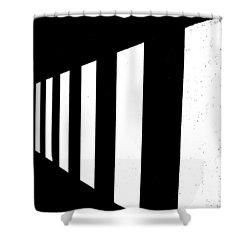Crosswalk Shower Curtain by Bob Orsillo
