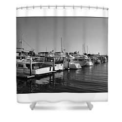 Shower Curtain featuring the digital art Cruising San Diego Style 2 by Kirt Tisdale