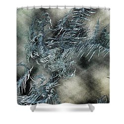 Crystal Heaven Shower Curtain