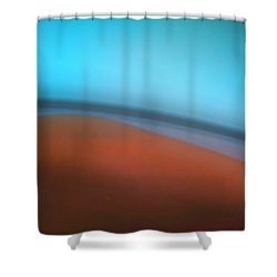 Slope Shower Curtain