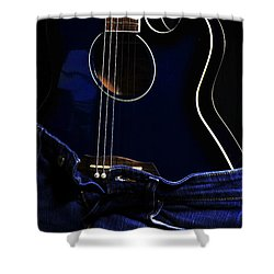 Shower Curtain featuring the photograph Curves by Randi Grace Nilsberg