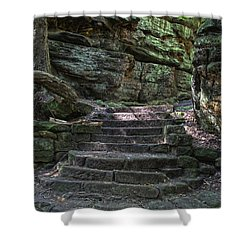 Cuyahoga Valley National Park Shower Curtain by Jeannette Hunt