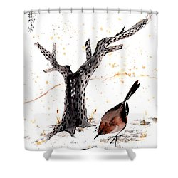 Cycles Of Life Shower Curtain