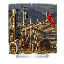 Cymric Field I Shower Curtain
