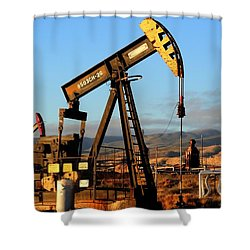 Cymric Field II Shower Curtain