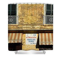 Da Marco Shower Curtain by Silvia Ganora