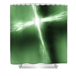 Daily Inspiration Ll Shower Curtain by Robin Coaker