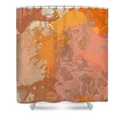 Dainty Visual Shower Curtain