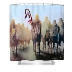 Dakota 38 Shower Curtain
