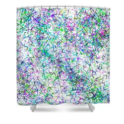 Daliance... Shower Curtain