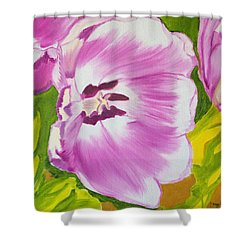 Dance With Me Shower Curtain