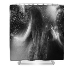 Dancing In The Moonlight... Shower Curtain