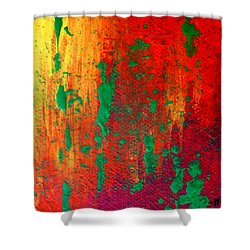 Dancing In The Sun Shower Curtain
