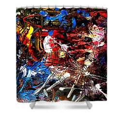 Micky Mouse Shower Curtain