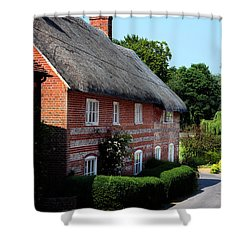 Dane Cottage Nether Wallop Shower Curtain
