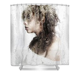 Dank Shower Curtain