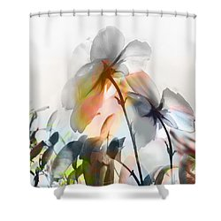 Danza En Primavera Shower Curtain